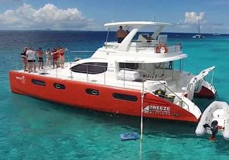 Private Trips | Charter Boat & Crew Half Day