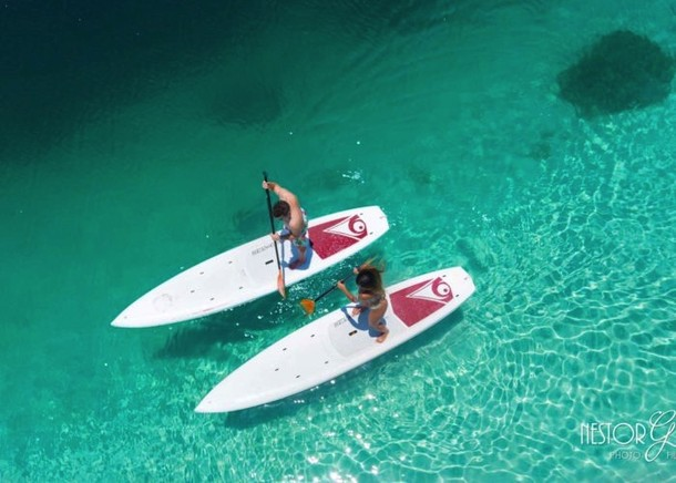 Stand Up Paddleboard Curacao
